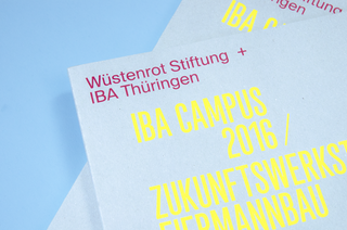 <b>IBA Campus 2016<br>ZukunftsWerkstatt<br>Eiermannbau</b><br><br>